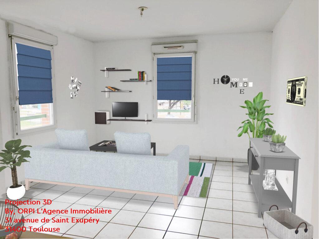 Appartement à louer 2 41.18m2 à Muret vignette-1