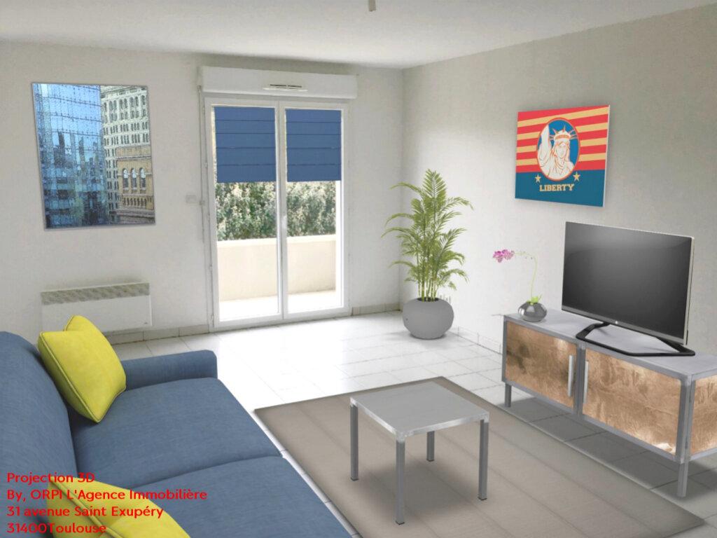 Appartement à louer 2 49.14m2 à Nailloux vignette-1