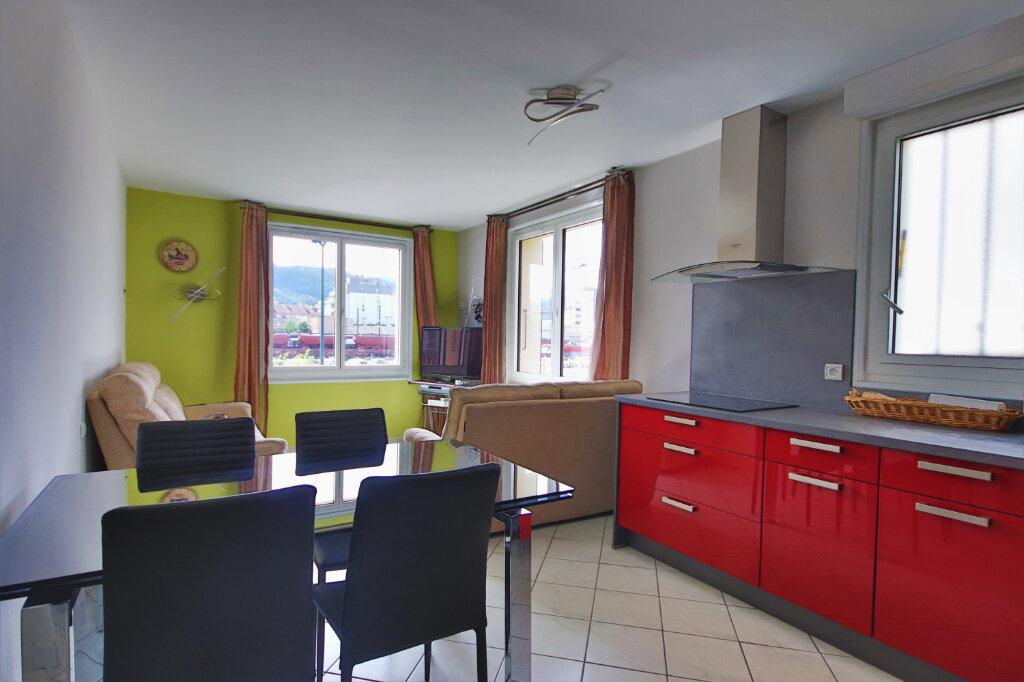 Appartement à vendre 2 49.92m2 à Annecy vignette-1
