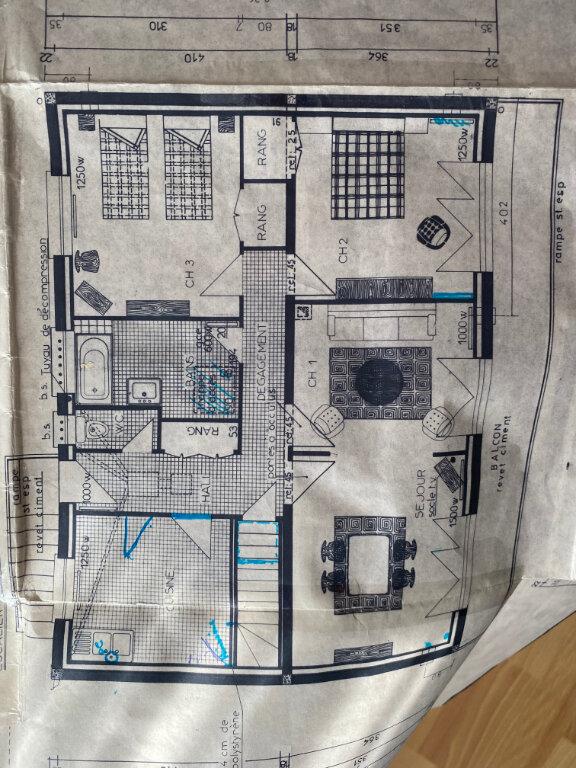 Maison à vendre 5 82m2 à Saint-Pavace plan-5