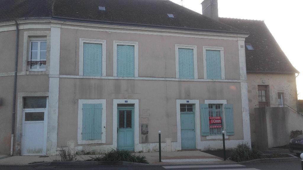 Maison à vendre 4 111m2 à Moncé-en-Saosnois vignette-1