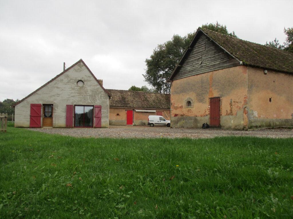 Maison à vendre 6 126m2 à Briosne-lès-Sables vignette-1