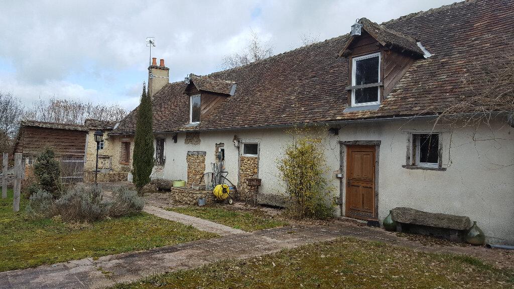 Maison à vendre 3 96m2 à Nogent-le-Bernard vignette-1