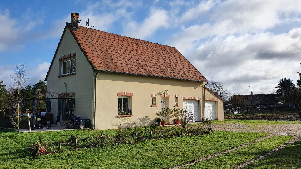 Maison à louer 4 116.78m2 à Marcilly-en-Gault vignette-1