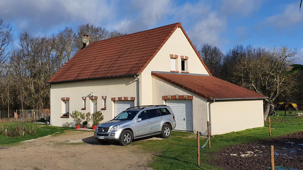 Maison à louer 4 116.78m2 à Marcilly-en-Gault vignette-4