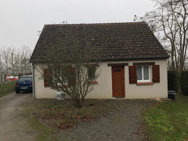 Maison à louer 3 57m2 à Chabris vignette-1