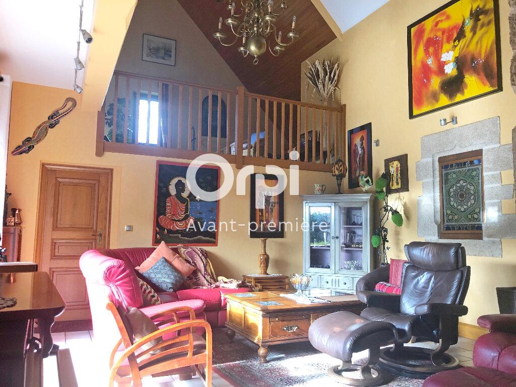 Maison à vendre 10 218m2 à Tréméven vignette-2