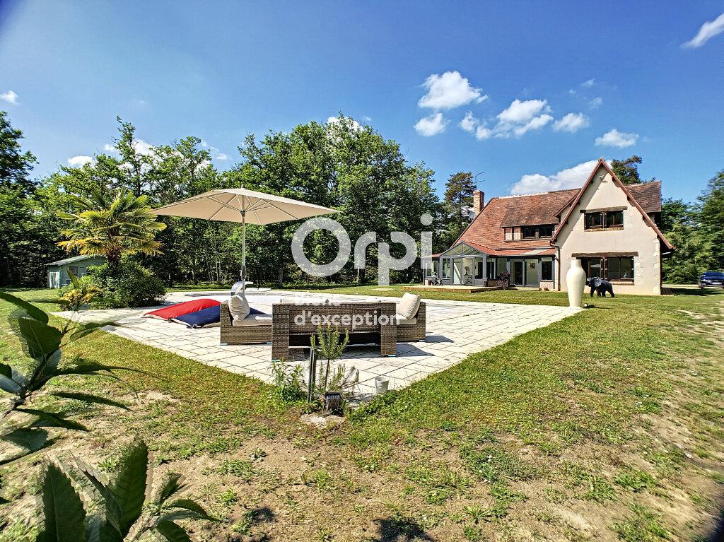 Maison à vendre 10 300m2 à La Ferté-Saint-Aubin vignette-2