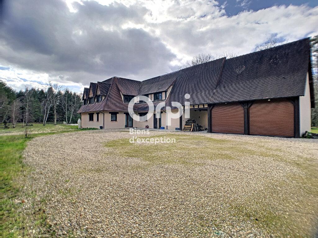 Maison à vendre 10 300m2 à La Ferté-Saint-Aubin vignette-16