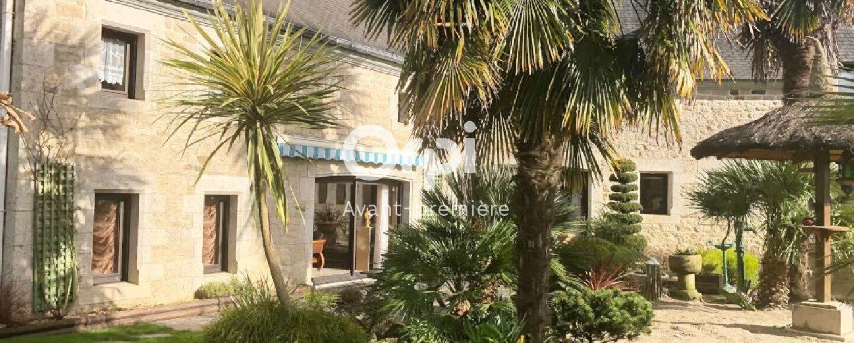 Maison à vendre 218m2 à Tréméven