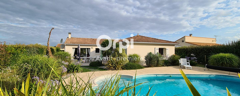 Maison à vendre 170m2 à Chaillevette