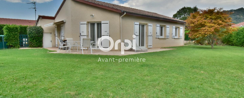 Maison à vendre 88m2 à Saint-Vallier
