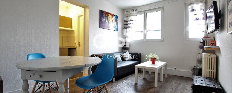 Appartement à vendre 25m2 à Amiens