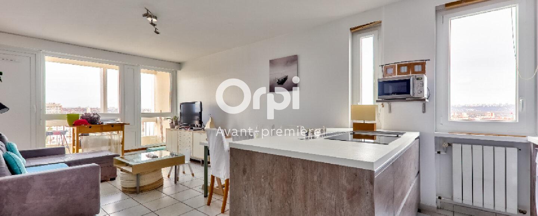 Appartement à vendre 61m2 à Villeurbanne