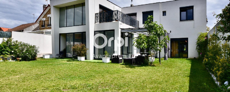 Maison à vendre 240m2 à Saint-Maur-des-Fossés