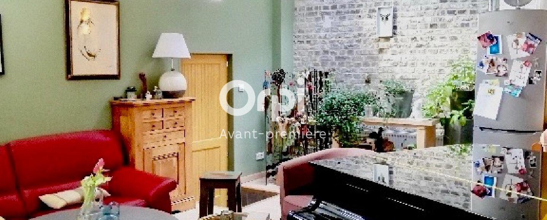 Appartement à vendre 137m2 à Honfleur