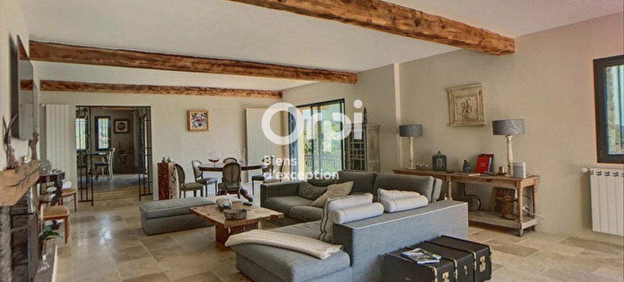 Maison biot 293 m t 7 vendre 1 920 000 orpi for Acheter maison biot
