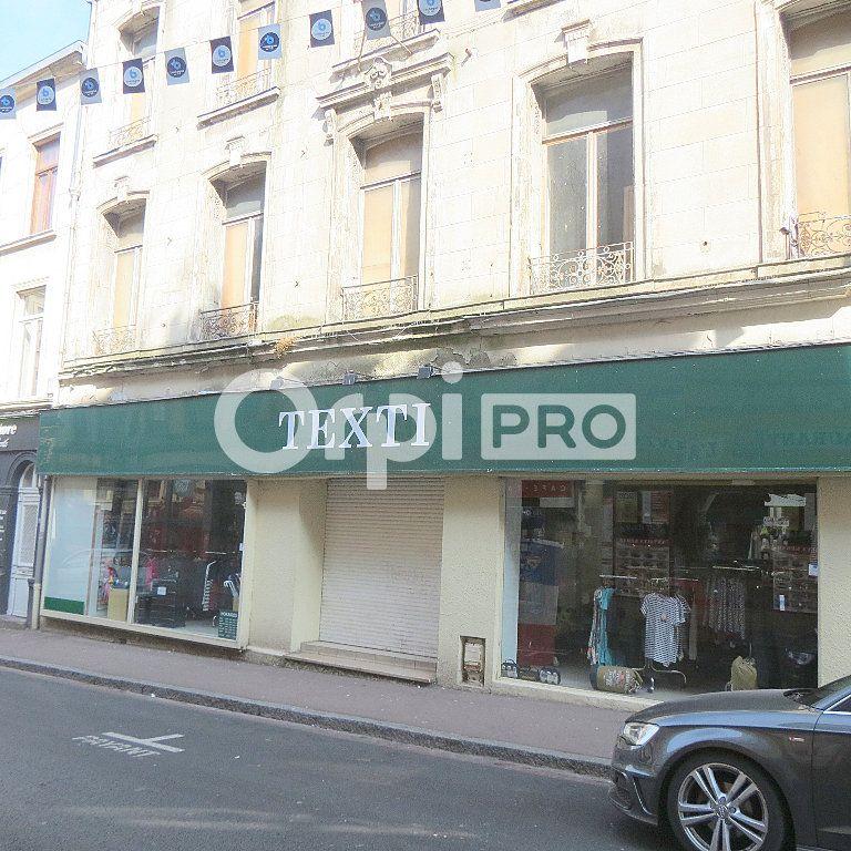 Local commercial à vendre 550m2 à Boulogne-sur-Mer