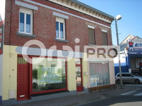 Local commercial à louer 85m2 à Berck