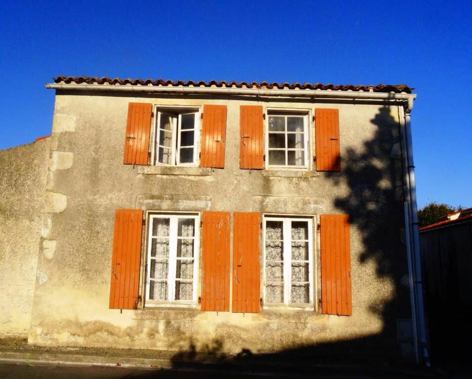 Achat Maison 3 pièces à Le Gué-d'Alleré - vignette-1