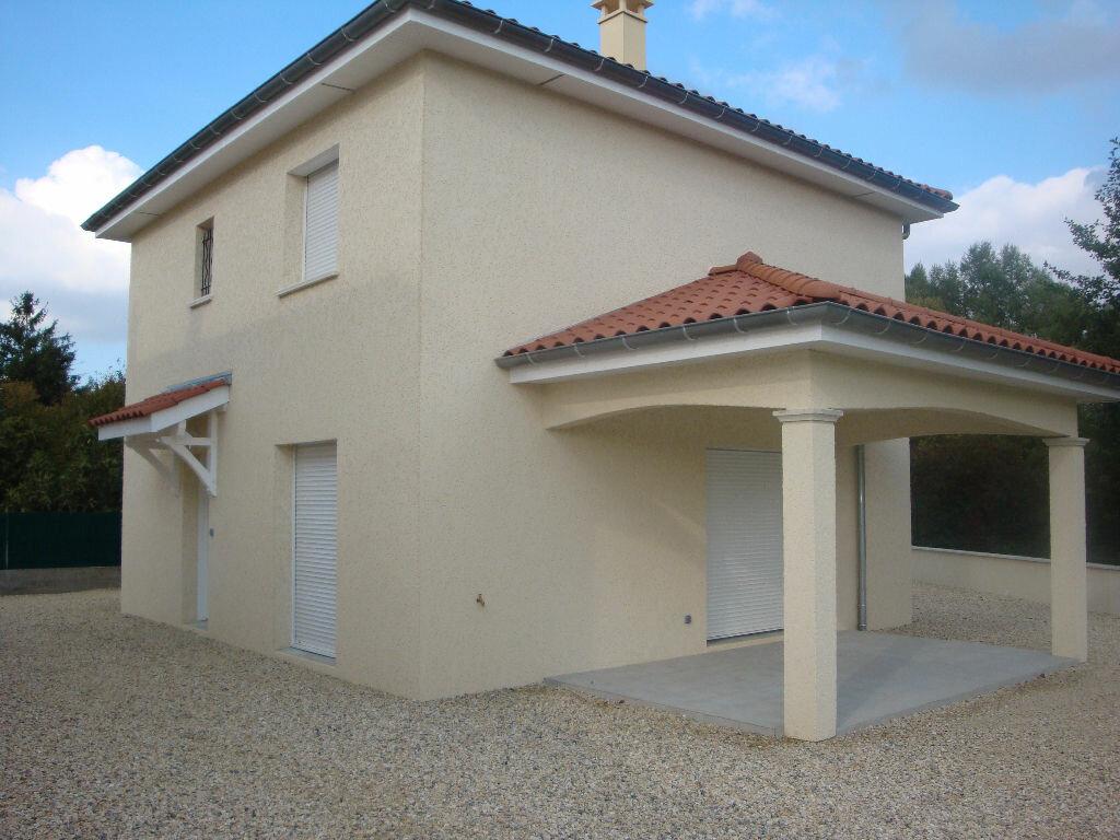 Location Maison 5 pièces à Saint-Symphorien-d'Ozon - vignette-1