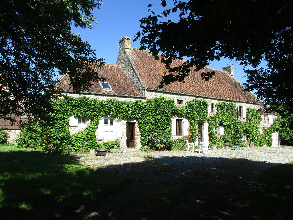 Achat Maison 7 pièces à La Lande-de-Goult - vignette-1