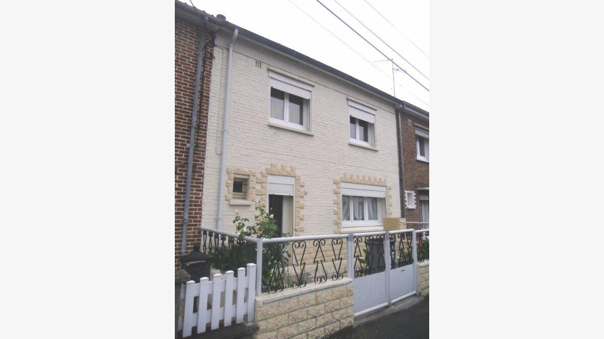 Achat Maison 8 pièces à Bruay-sur-l'Escaut - vignette-1