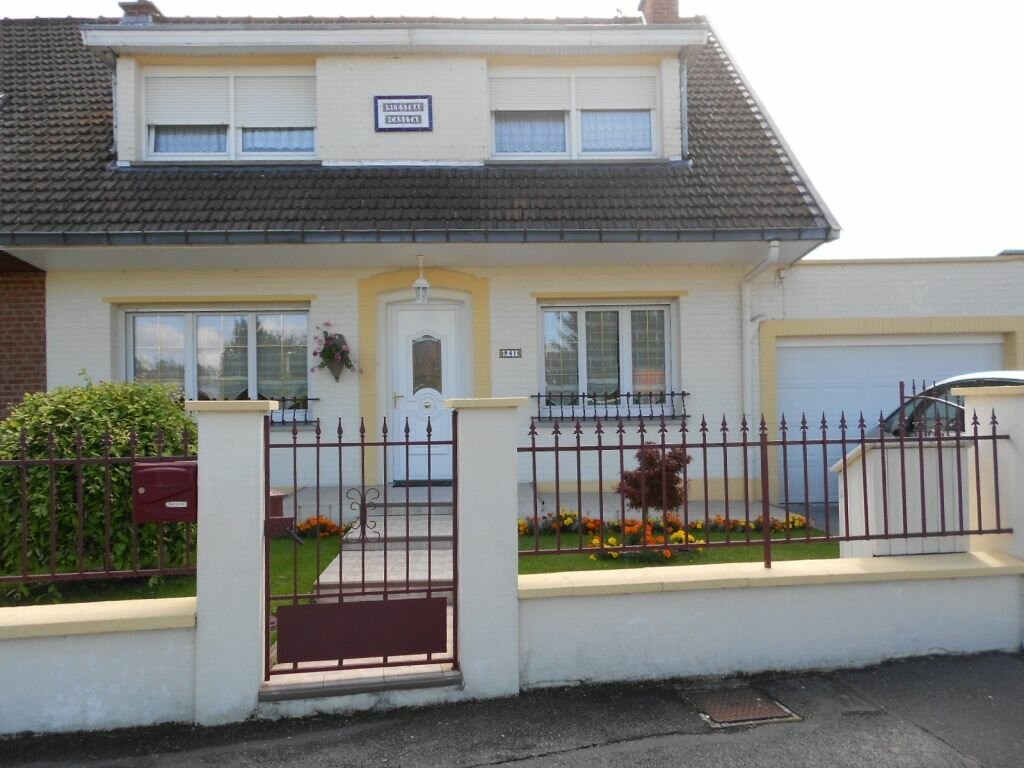 Achat Maison 6 pièces à Bruay-sur-l'Escaut - vignette-1
