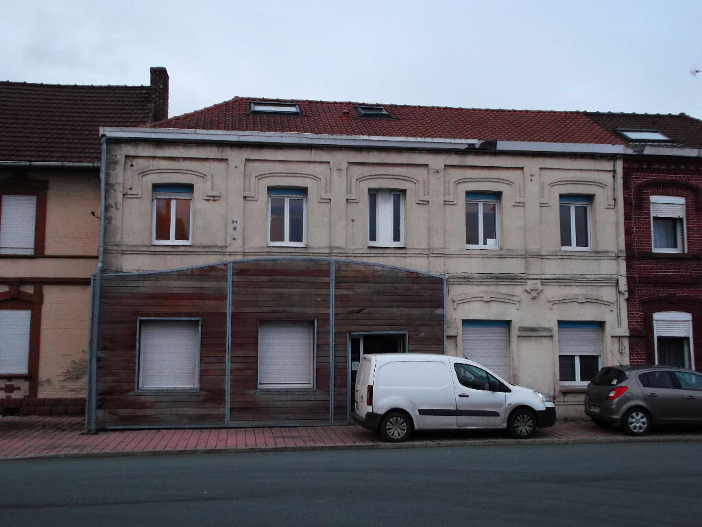 Achat Immeuble  à Lieu-Saint-Amand - vignette-1