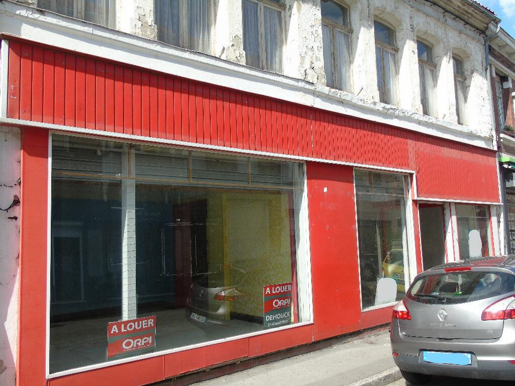 Location Local commercial  à Saint-Amand-les-Eaux - vignette-1