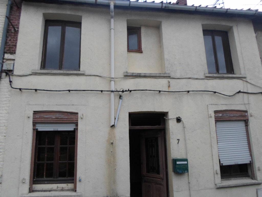 Achat Maison 3 pièces à Denain - vignette-1