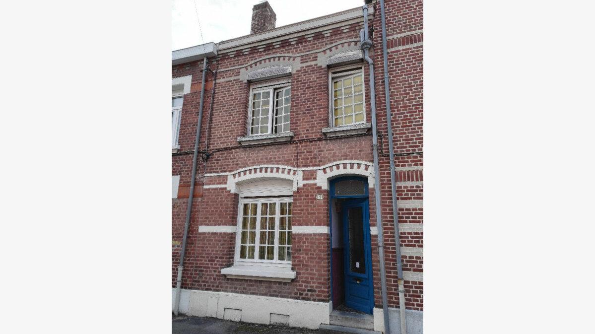 Location Maison 3 pièces à Valenciennes - vignette-1
