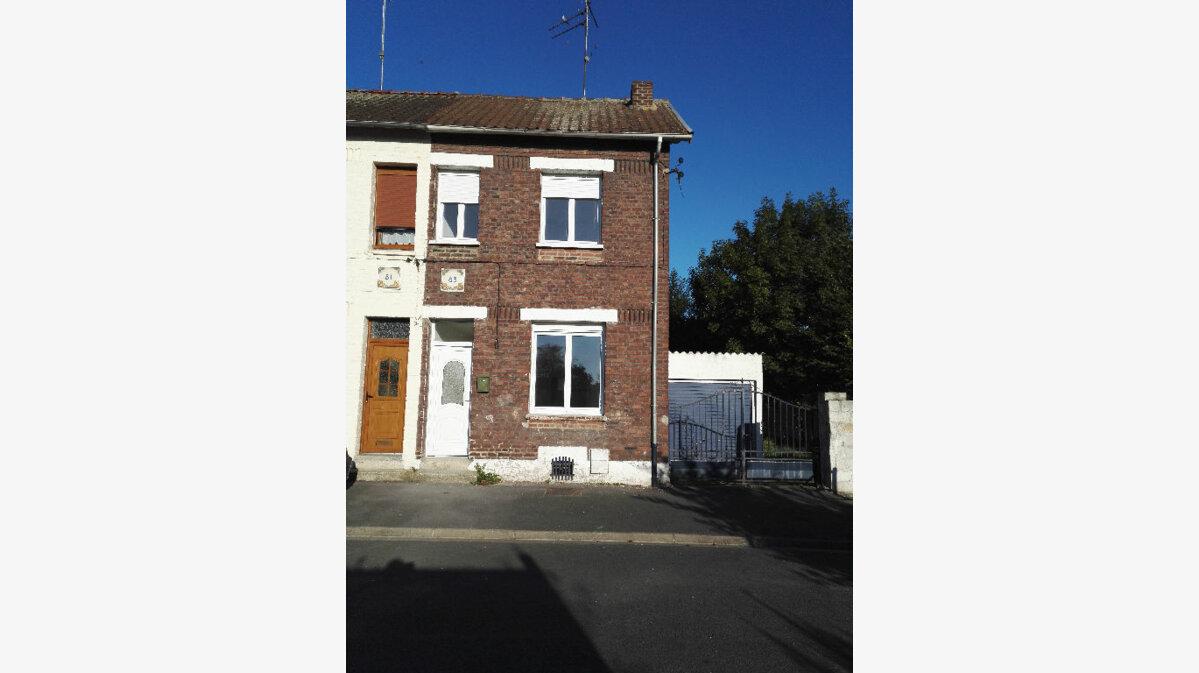 Location Maison 3 pièces à Raismes - vignette-1