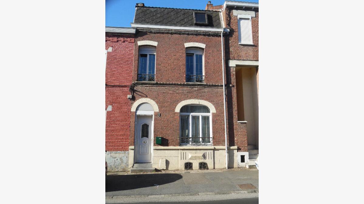 Achat Maison 8 pièces à Valenciennes - vignette-1