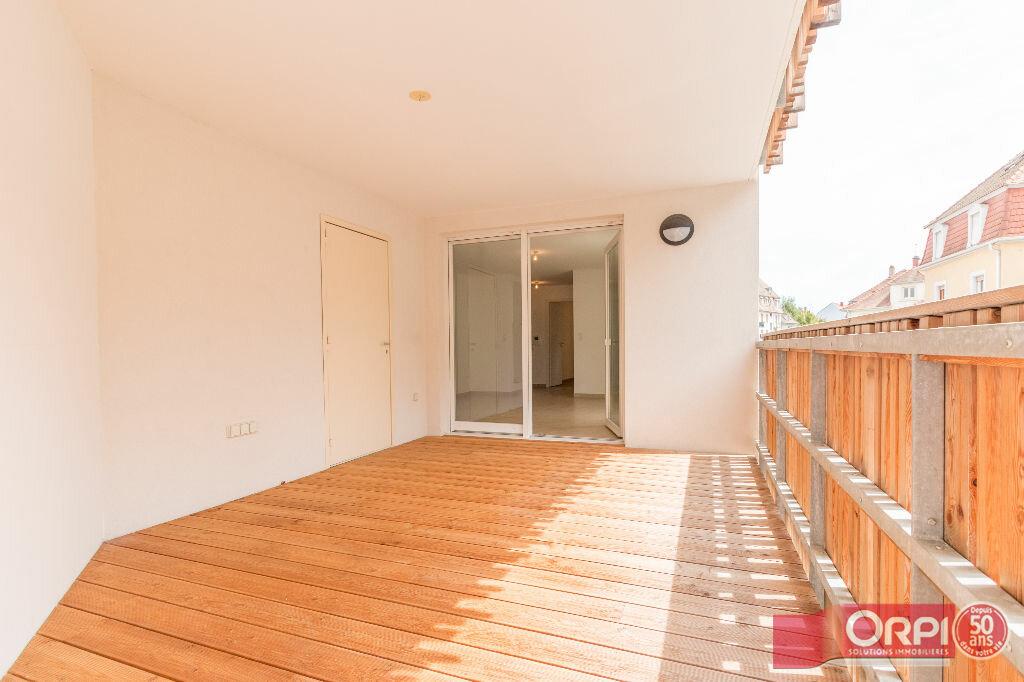 Achat Appartement 2 pièces à Schiltigheim - vignette-1