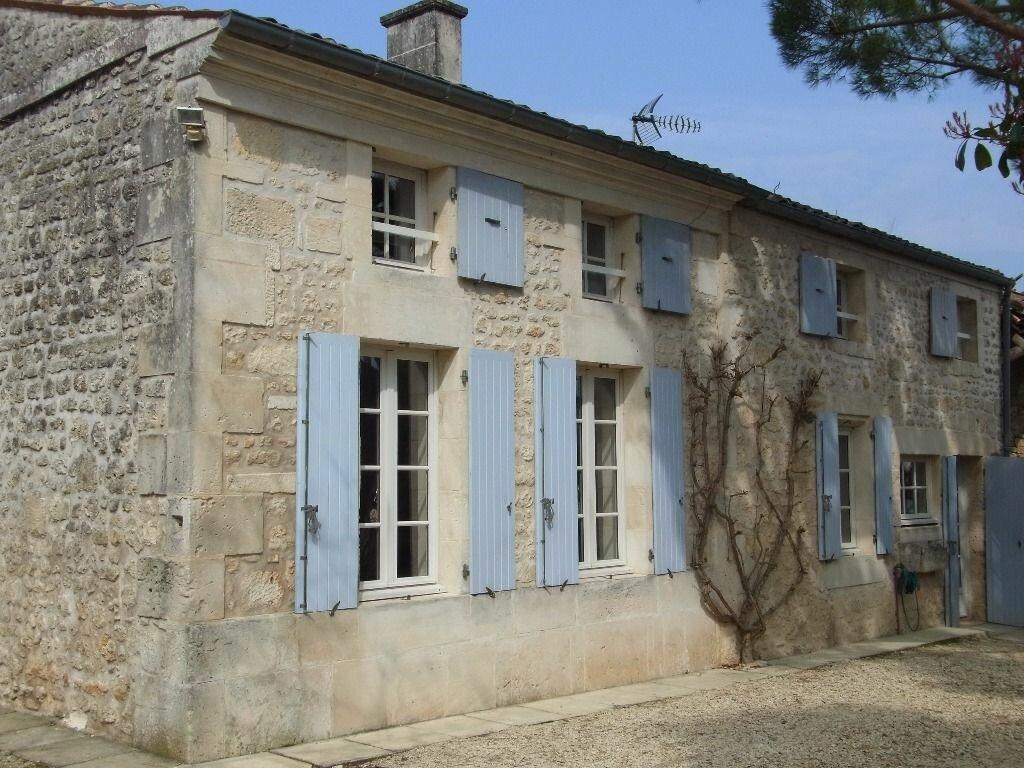 Achat Maison 6 pièces à Sainte-Gemme - vignette-1