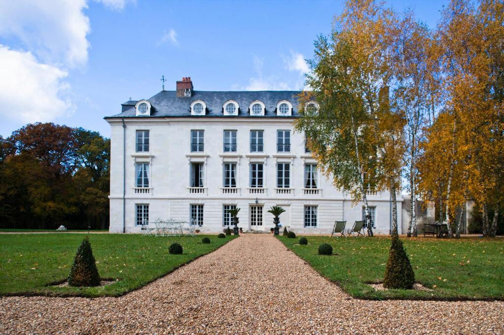 Achat Maison 17 pièces à La Croix-en-Touraine - vignette-1