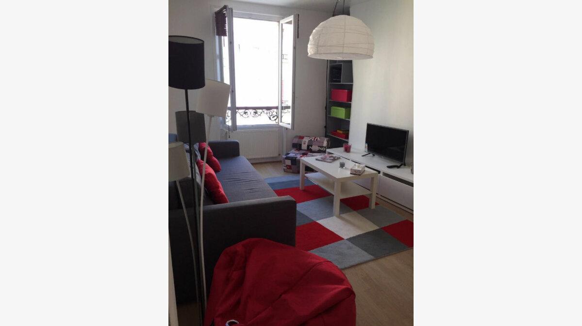 Location Appartement 3 pièces à Paris 7 - vignette-1