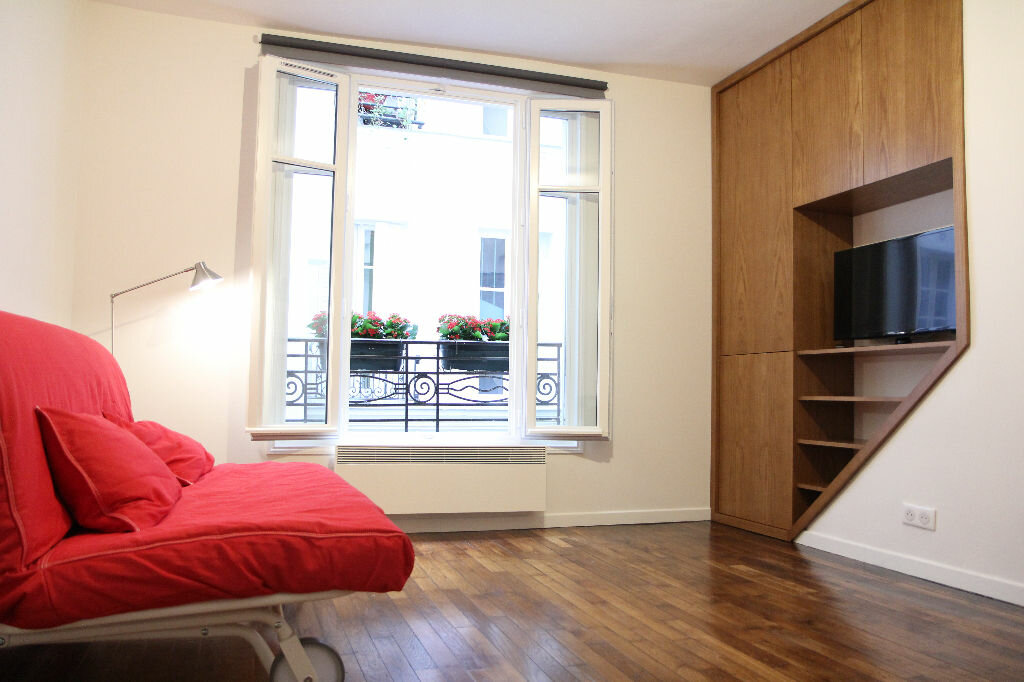 Location Appartement 1 pièce à Paris 7 - vignette-1