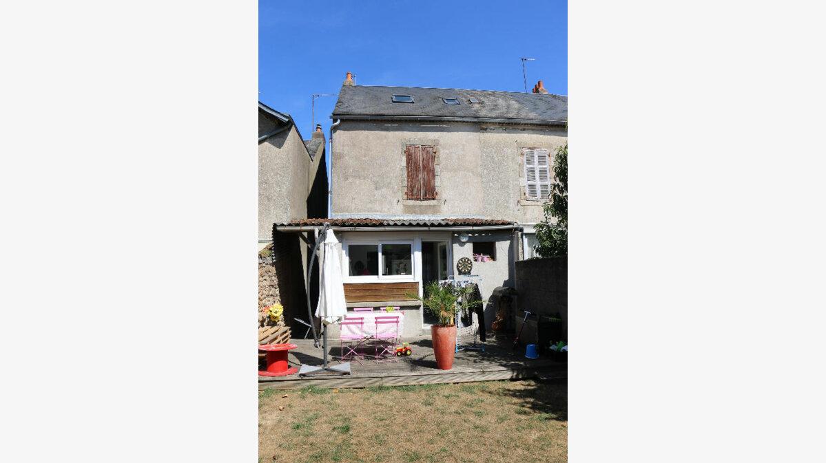 Achat Maison 4 pièces à Bressuire - vignette-7