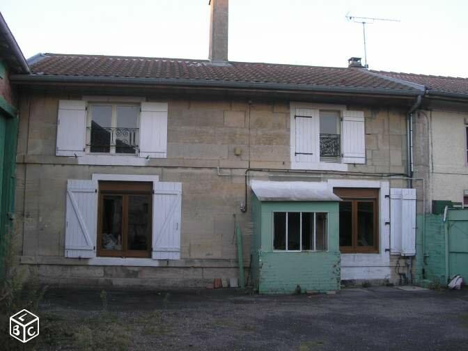 Achat Maison 4 pièces à Revigny-sur-Ornain - vignette-1