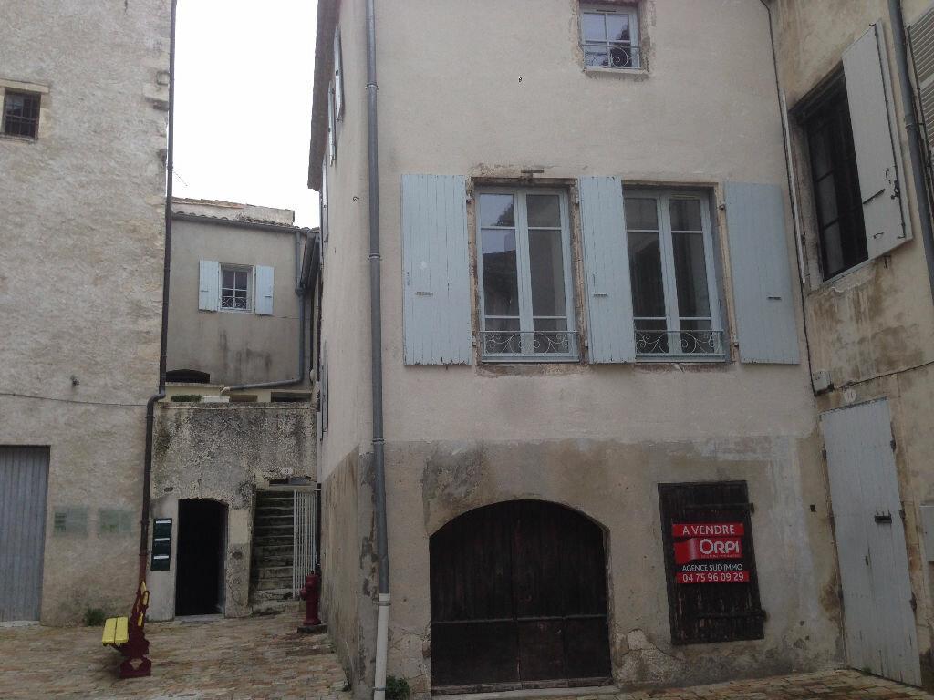 Achat Immeuble  à Viviers - vignette-1