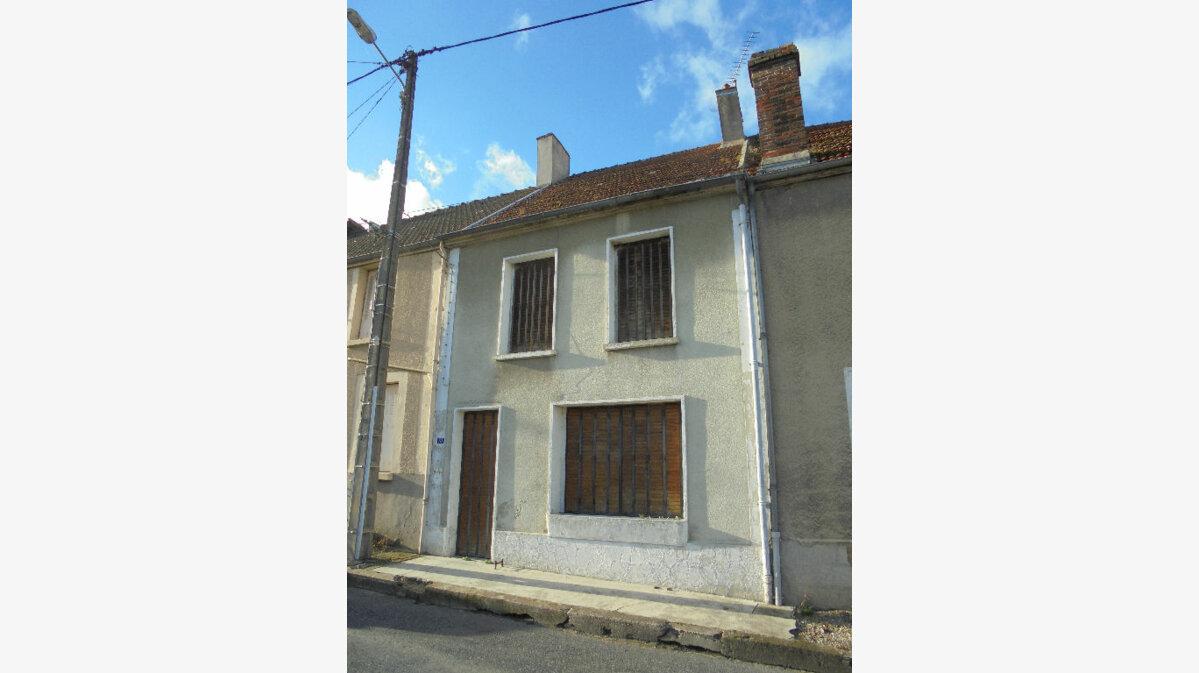 Achat Maison 4 pièces à Mareuil-le-Port - vignette-1
