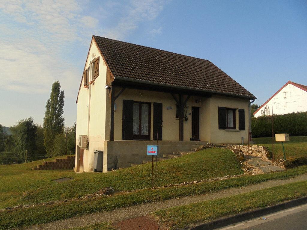 Achat Maison 4 pièces à Mareuil-en-Brie - vignette-1