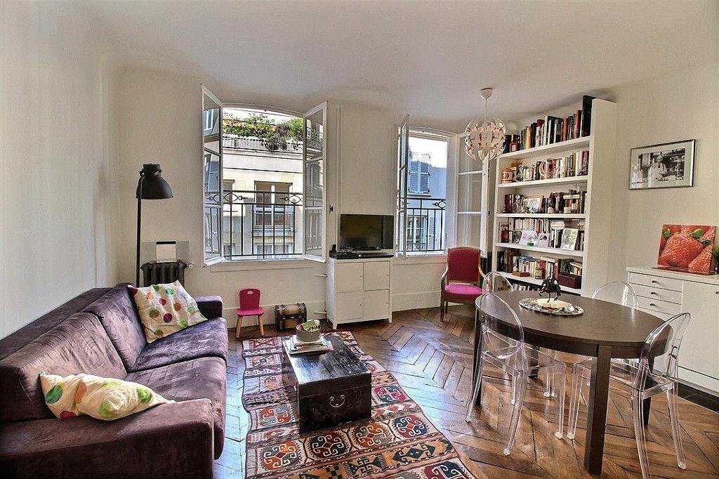 Achat Appartement 3 pièces à Paris 17 - vignette-1