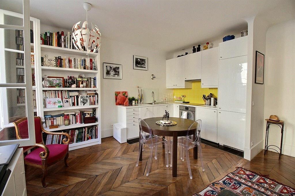Achat Appartement 3 pièces à Paris 17 - vignette-2