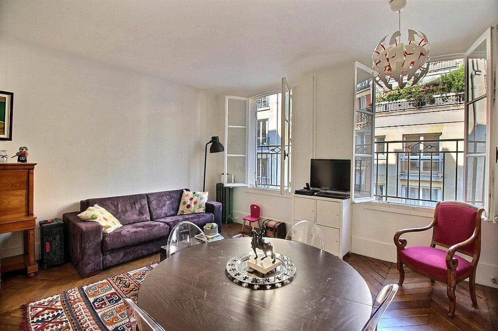 Achat Appartement 3 pièces à Paris 17 - vignette-3