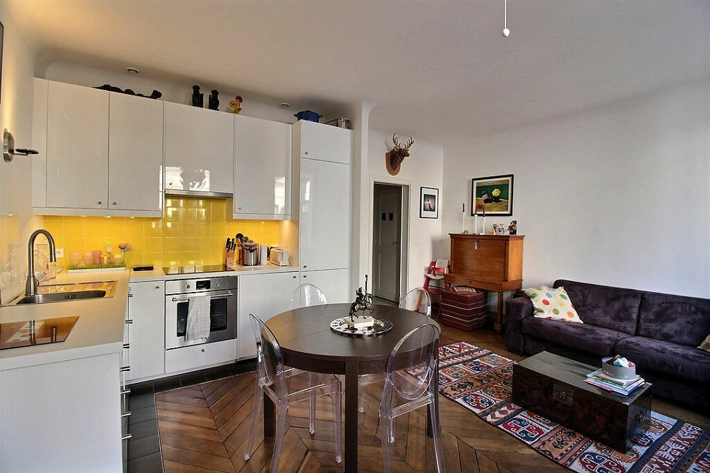 Achat Appartement 3 pièces à Paris 17 - vignette-4