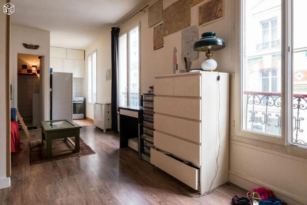 Achat Appartement 1 pièce à Paris 18 - vignette-1