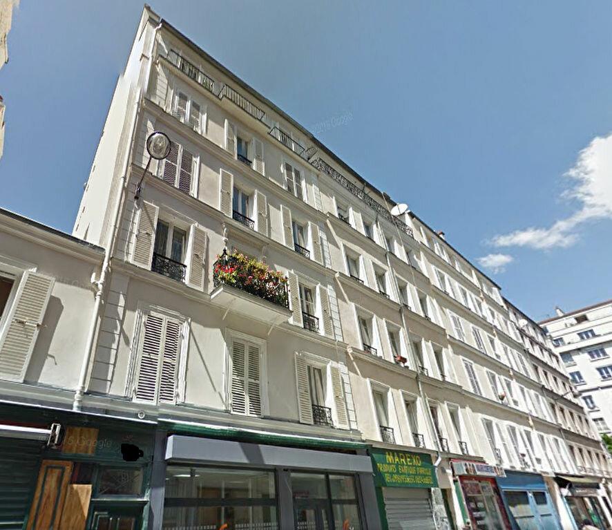 Achat Appartement 1 pièce à Paris 18 - vignette-2